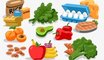 različna živila