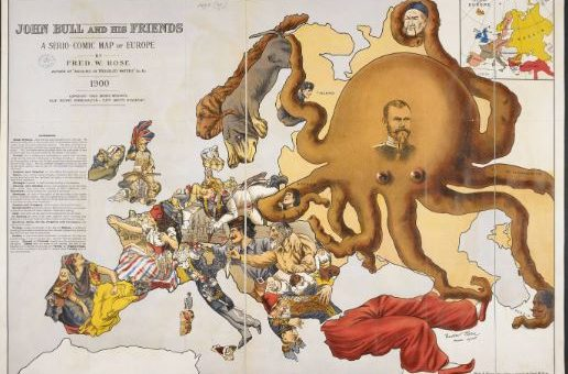 Evropa 1900
