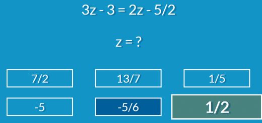 reševanje linearnih enačb