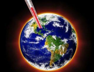 Globalno segrevanje Zemlje