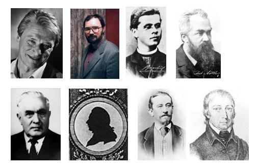 Slovenski pesniki in pisatelji