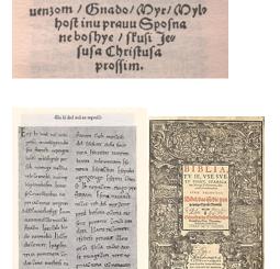 Prvi zapisi v slovenščini