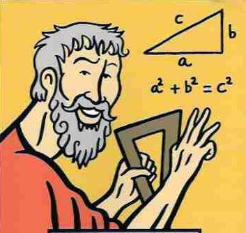 Pitagora in Pitagorov izrek