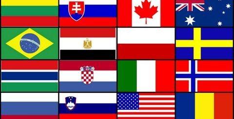 Zastave držav