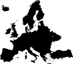 Silhueta Evrope