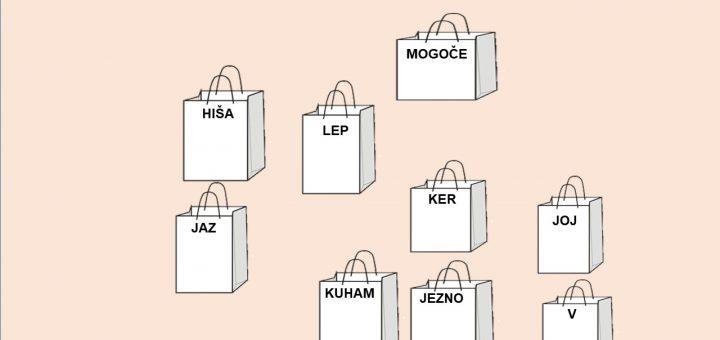 besedne vreče